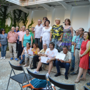 Entrega de premios del 4º Concurso literario de relato corto y poesía «El Sauce»