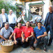 El Vespa Club Lucena presenta la Sexta Ruta en Vespa Subbética