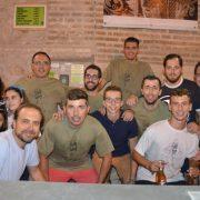 Cata de Cerveza de la Cofradia El Huerto 2016