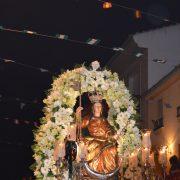 Procesión de la Virgen de la Aurora 2016