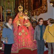 Especial Besamanos Extraordinario de Maria Santísima de Araceli