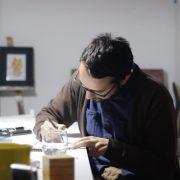 Entrevistamos al artísta lucentino Cisco Espinar