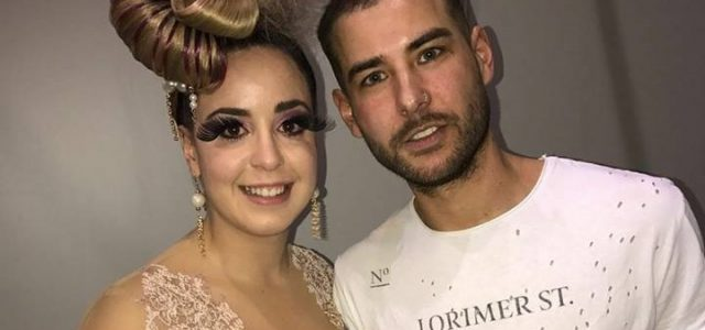 El lucentino Andres García Torrente se proclama campeón en el Beauty Valencia
