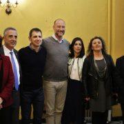 La conferencia de Pedro García Aguado y Francisco Castaño inauguran las Jornadas Escuela de Padres