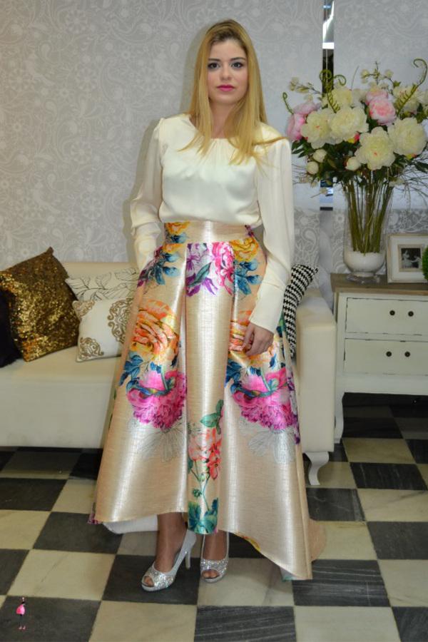 Nueva colección en Vestidos de Fiesta Primavera-Verano con José ... b8c0d6b80d29