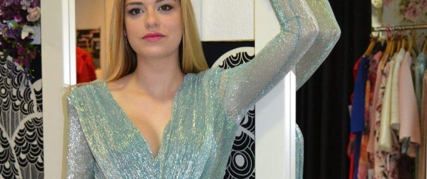 Nueva colección en Vestidos de Fiesta Primavera-Verano con José Postigo