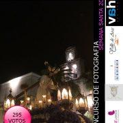 CLASIFICACIONES DEL CONCURSO DE FOTOGRAFÍA SEMANA SANTA 2017