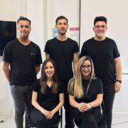 5 peluqueros de la Academia Hair Tolpelg de Lucena representarán a Córdoba en el Campeonato de España de Peluquería