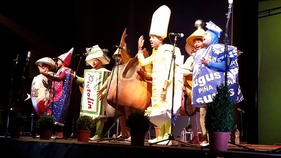 Gran Éxito en la 19 Edición de Carnavaluc, el festival carnavalesco de Lucena