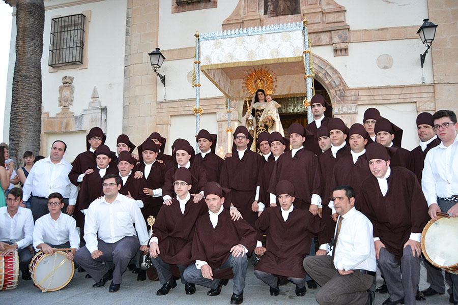 Estuvimos en la Procesión de Nuestra Señora del Carmen 2017