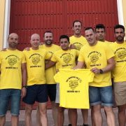Entrevistamos al equipo de «Los Minions» para Gran Prix Lucena 2017