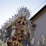 Procesión de Nuestra Señora del Valle 2017