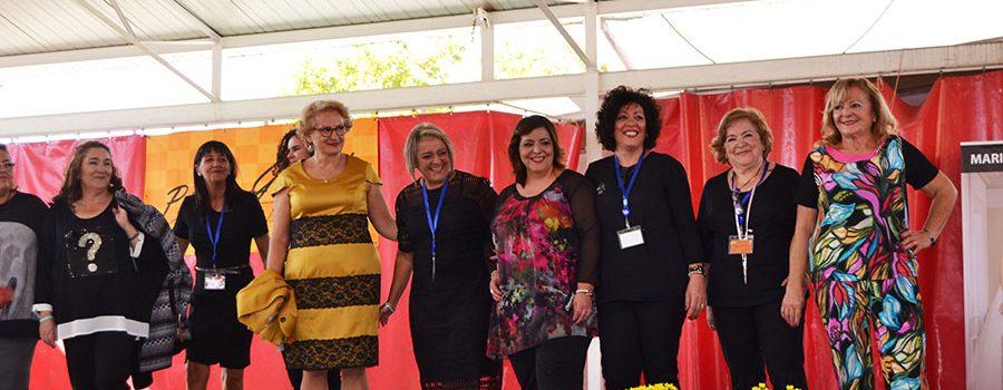 Estuvimos en el Desfile de moda a beneficio de la Asociación ALUFI por la fibromialgia