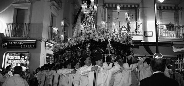Estuvimos en la procesión de Santa Teresa 2018