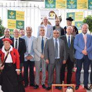 Asistimos a la inauguración de CAZAUJA Feria de Turismo,Gastronomía, Caza y Pesca de Jauja