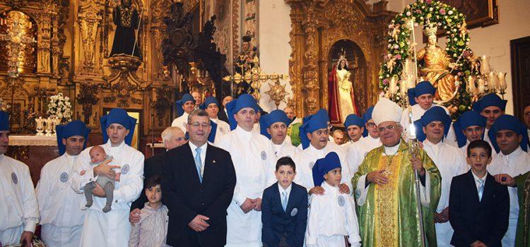 Salida procesional Ntra Sra de la Aurora 300 Aniversario ( REGRESO A SU ERMITA )