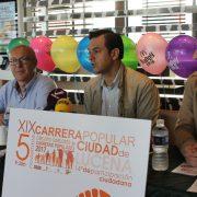 La Carrera Popular Ciudad de Lucena supera los 2.400 inscritos