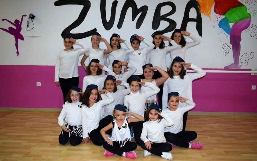 La Escuela de Baile  de Mamen Franco participa en el Concurso «Vive Tu Sueño»