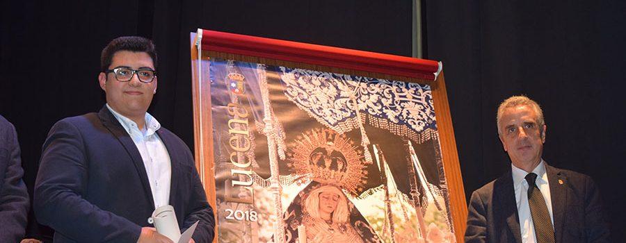Se presenta el Cartel de Semana Santa 2018, obra de D. Jesús Cañete Fernandez