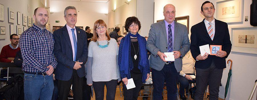 Ángeles Mora presenta en Lucena el poemario «El Orden del Mundo»