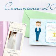 PRIMERA COMUNIÓN Tendencias 2018 en recordatorios y photocall con DT2 Print
