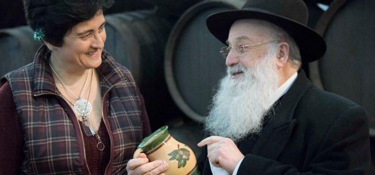"""Las Bodegas """"El Alfolí"""" recibieron a RAB YOSEF COHEN con motivo de la Fiesta del Shevat"""