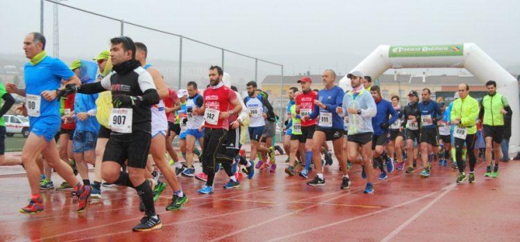 Crónica de la V Media Maraton Ciudad de Lucena por Pedro Cuenca