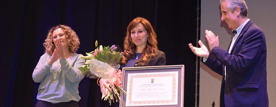 Felisa Reyes Ortega, la primera mujer gitana doctorada en Ciencias Naturales, protagonista del homenaje de la Mujer