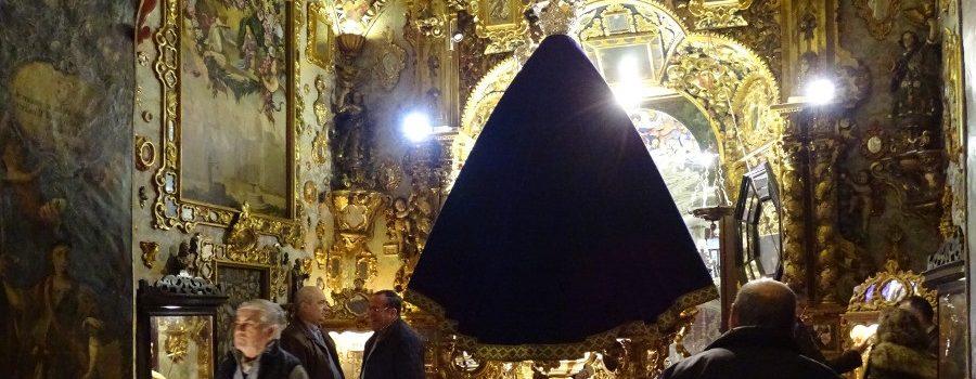 Más de 500 personas visitan el Santuario de Aras en su Jornada de Puertas Abiertas