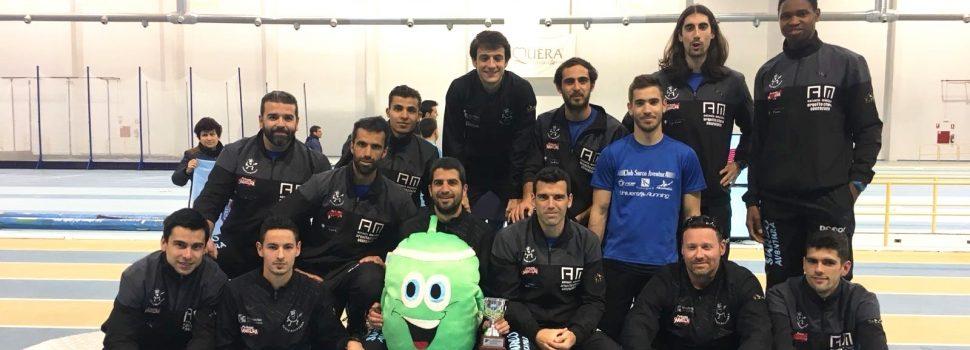 El Club Surco Aventura consigue podium en la máxima categoria en pista