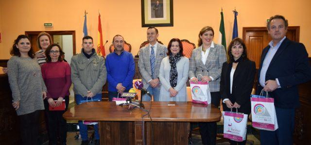 Empresarios de Valverde del Camino se interesan por el modelo de promoción del sector del mueble de Lucena
