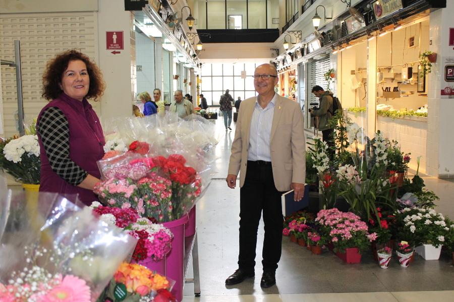 INFO: El ayuntamiento presenta nuevas inversiones en el mercado de abastos