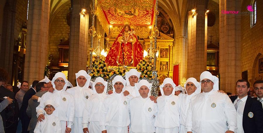 Procesión del Día de la Virgen de Araceli 2018