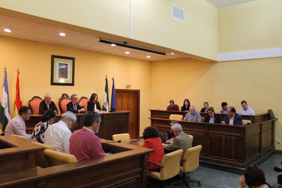 El Ayuntamiento de Lucena instará a Educación a firmar un convenio para la construcción del comedor del colegio Virgen de Araceli