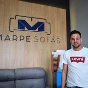 EMPRENDEDORES LUCENTINOS: Marpe Sofás abre sus puertas