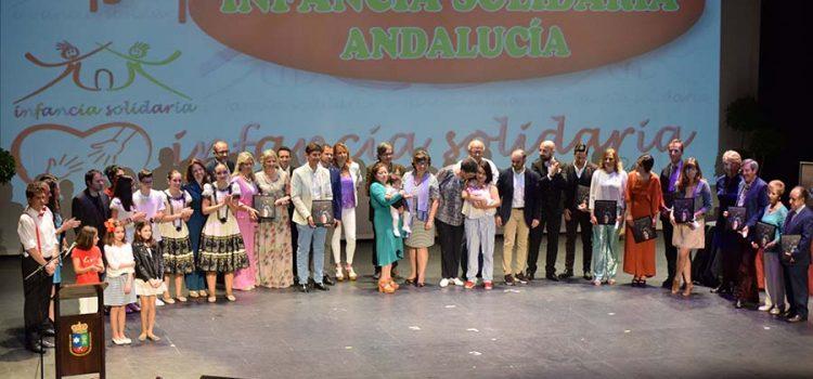 Asistimos a la 4º Edición de la Gala de Premios de Infancia Solidaria Andalucia