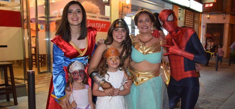 La magia, los personajes de fantasía y la música protagonistas en la Noche Mágica del CCA Eliossana