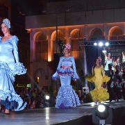 Espectacular desfile en la 2ª Edición de la Gran Pasarela Flamenca