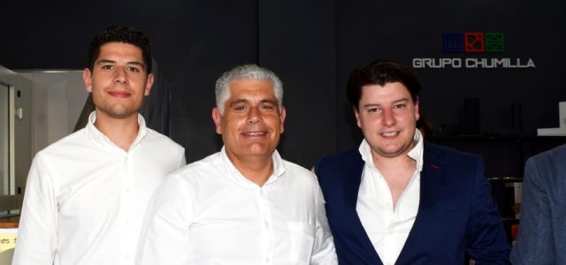 El Grupo Chumilla inaugura un Showroom en Lucena