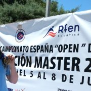 La nadadora Elia Mª Cuenca Jiménez consigue el Oro en 200 metros espalda en Reus