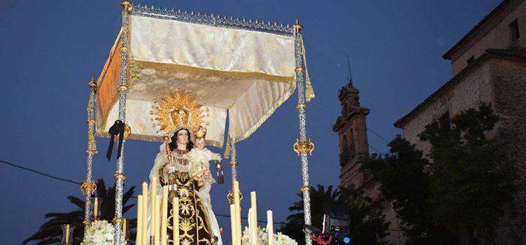 Procesión de la Virgen del Carmen 2018