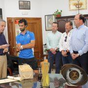 El Ayuntamiento de Lucena felicita al Surco Aventura por su ascenso a la élite del atletísmo español
