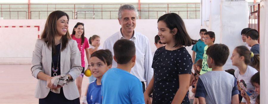 Unos 1.200 escolares de Lucena participarán en las ludotecas municipales de verano