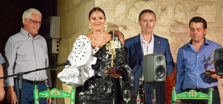 Profeta en su tierra, Araceli Campillos ganadora del XI Concurso Nacional de Fandangos Ciudad de Lucena