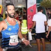 Diego de la Fuente se proclama campeón del mundo en 3000 metros obstáculos en la categoria M35