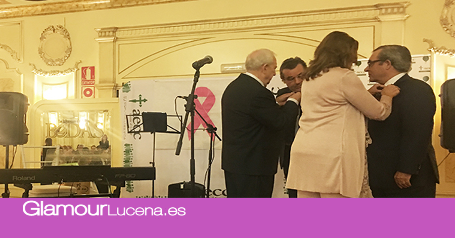 Infrico recibe la Espiga de Plata como reconocimiento a su apoyo a la lucha contra el cáncer de mama