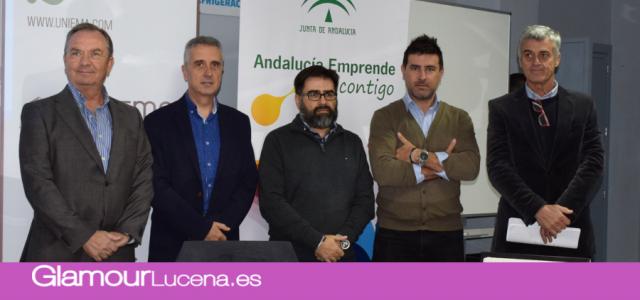 Un buen número de empresarios participan hoy en una Jornada sobre la Internacionalización de la Madera