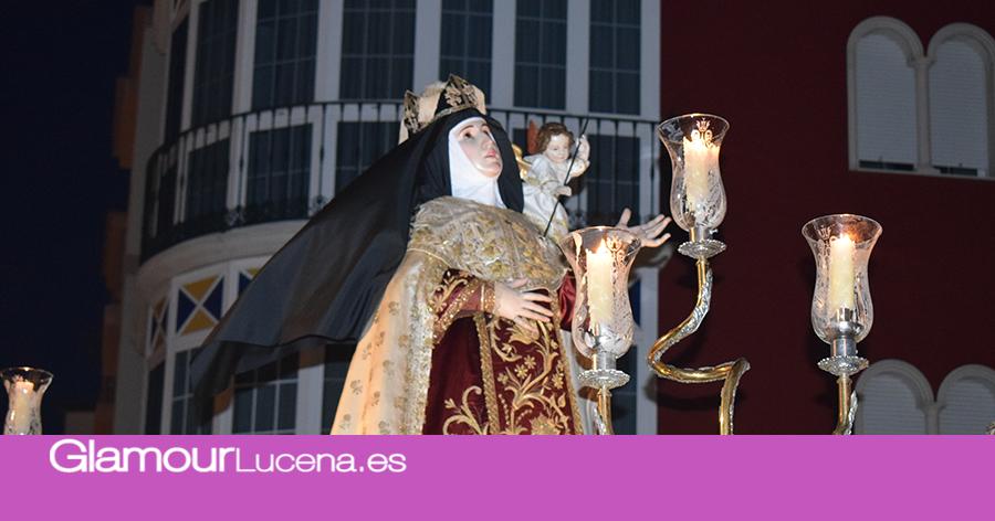 Solemne Procesión de Santa Teresa 2018