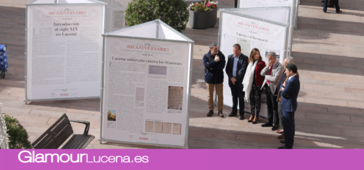 Inaugurada la exposición del 400 aniversario de la concesión del Título de Ciudad