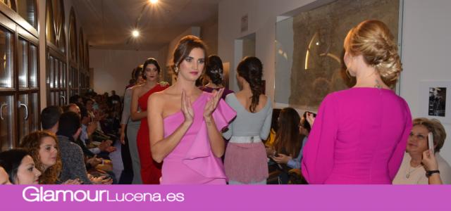 Asistimos al desfile de moda del Desván del Regalo en la Pasarela Feven